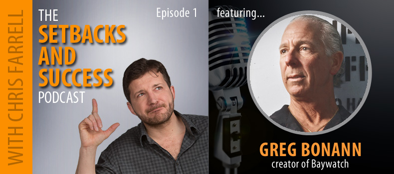 Episode 1: The creator of BAYWATCH shares how the billion dollar brand almost failed